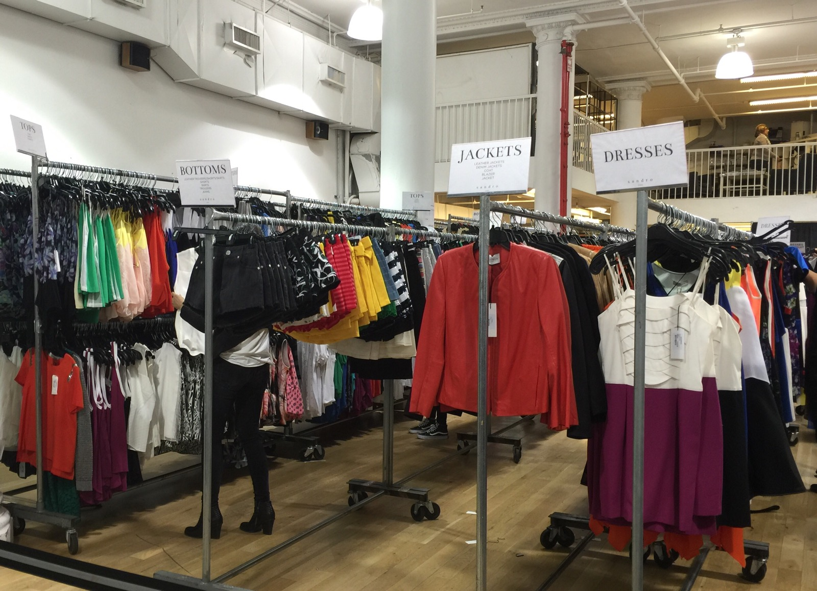 A Not So Majestic Sample Sale | Practically Haute
