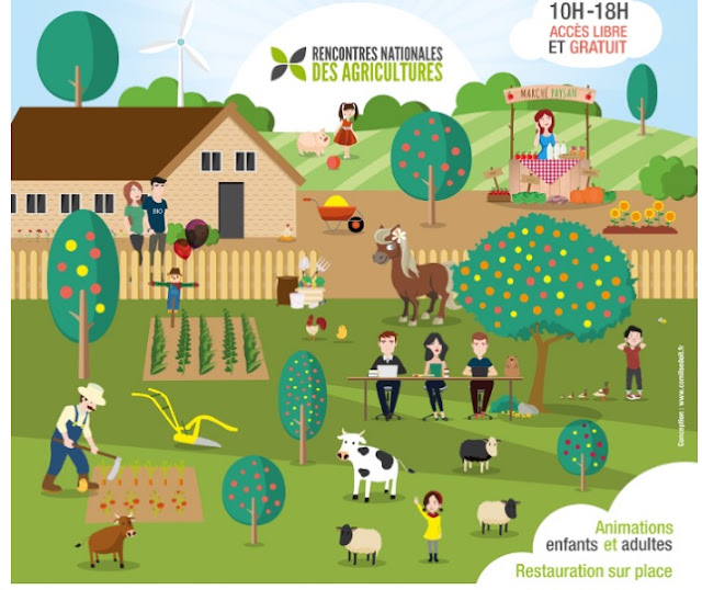 Agriculture Biologique  Bio - France - Agriculture - Open Food Facts - Nutrition - Alimentation - Environnement - Nature