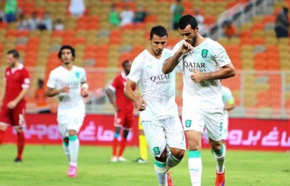 نتيجة مباراة الاهلي السعودي والوحدة اليوم الجمعة 28-12-2018 في الدوري السعودي
