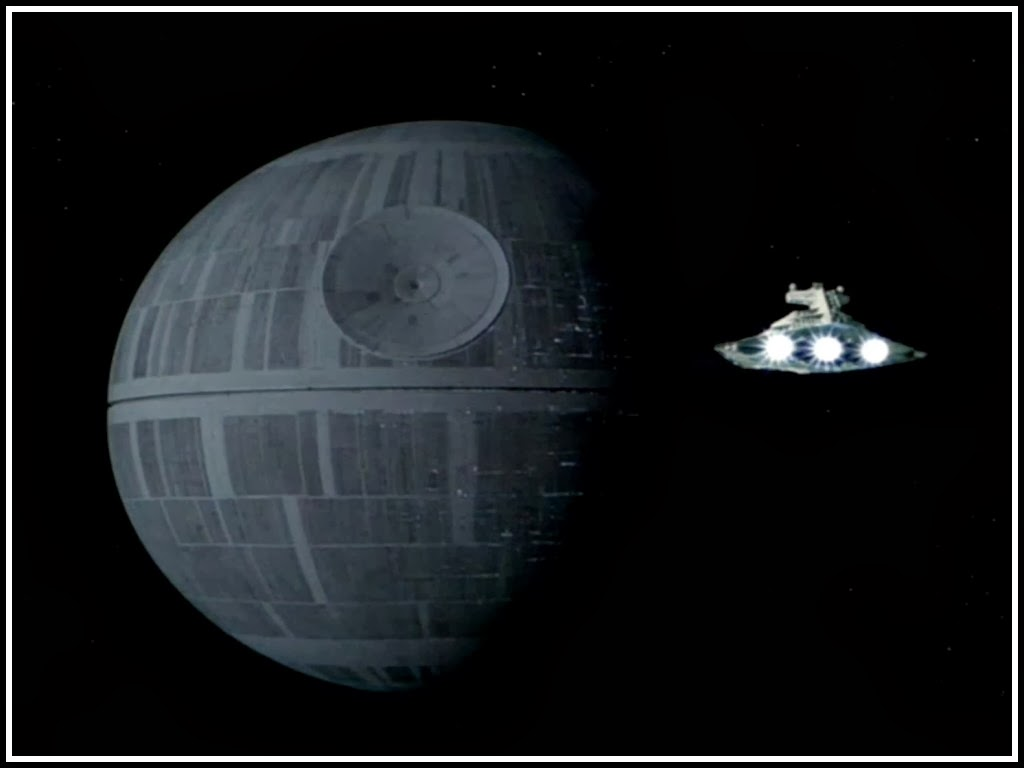 Galaxy Death Star - Pics about space