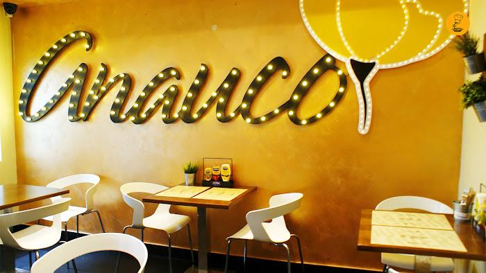 Anauco Hamburguesería Gourmet Madrid
