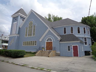 Amoskeag Orthodox Presbyterian Church, Manchester, New Hampshire