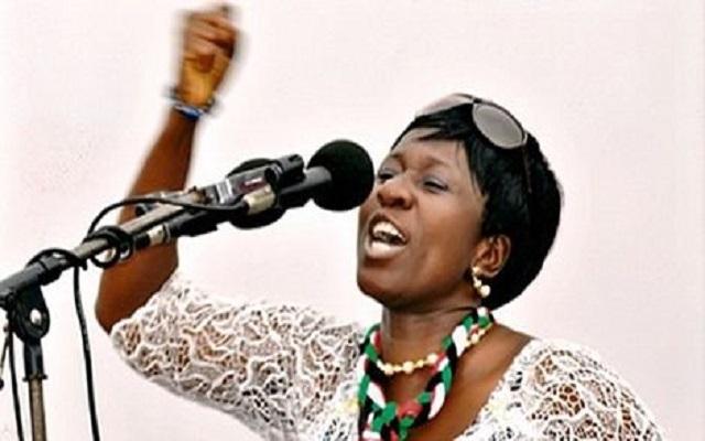 NDC Parliamentary candidate: Sophia Ackuaku