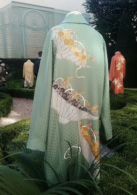 fashion week paris kyo yuzen