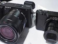 Harga Kamera Sony Terbaru, Mirrorless A6500