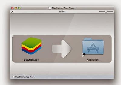 Instalación Bluestacks en Mac