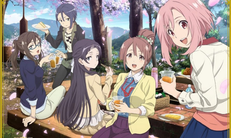 Anime Review: Sakura Quest