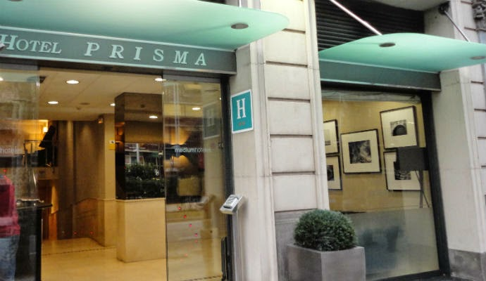Hotel Medium Prisma de Barcelona