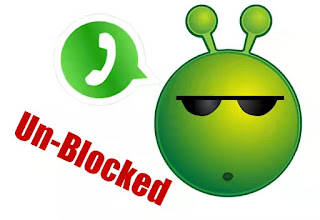 Unblocked whatsapp