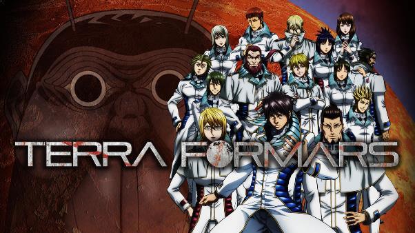 Terra Formars - Top Anime Like Shingeki no Kyojin (Attack on Titan)