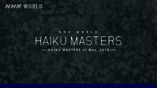 ****   MY AWARDS   ****  NHK World Haiku Masters - JAPAN