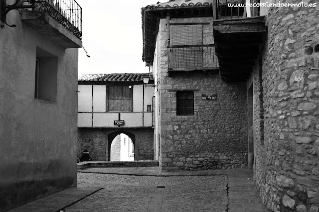 Portal del Estudio, Mirambel