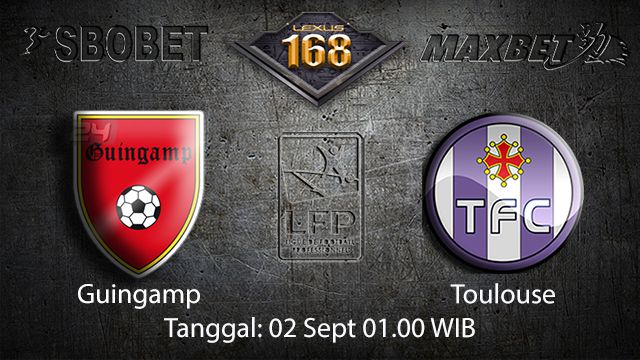 Prediksi Bola Jitu Guingamp vs Toulouse 2 September 2018 ( French Ligue 1 )