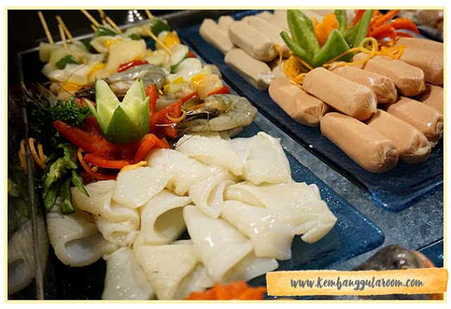 all you can eat di hotel savoy homan bandung