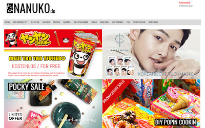 nanuko.de - Japanische und koreanische Lebenmittel online kaufen