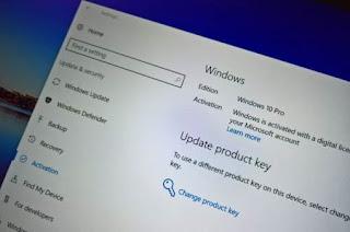 Codice Windows 10