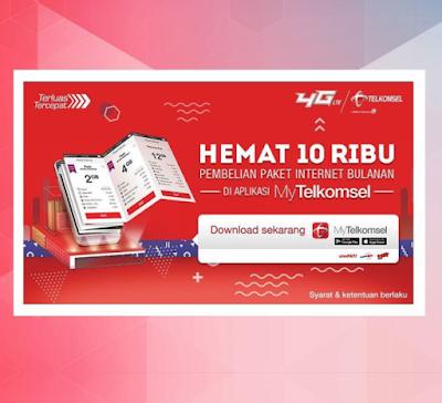 Paket Murah Telkomsel APRIL 2018