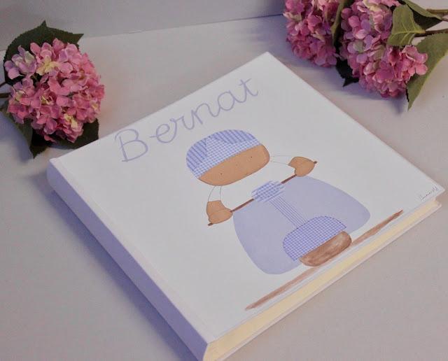 álbumes de fotos infantiles y personalizados