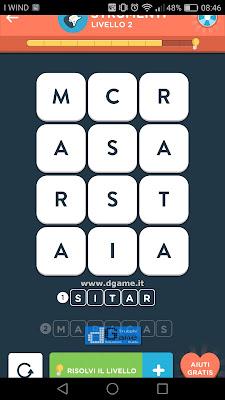 WordBrain 2 soluzioni: Categoria Strumenti (3X4) Livello 2
