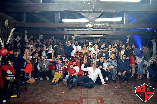 Turú Rugby Club festejó sus dos años