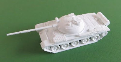 T62 Released from Butlers Printed Models