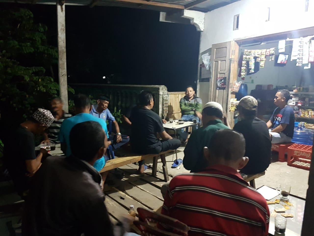 Konsolidasi di Tanah kelahirannya, Pemuda Nyatakan Sikap Akan Bersatu Menangkan AYP