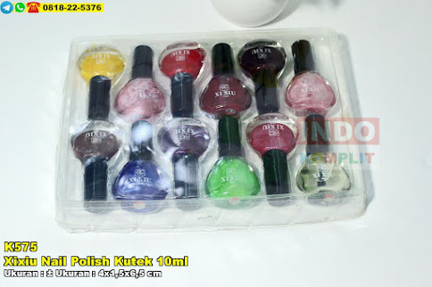 Xixiu Nail Polish Kutek 10ml