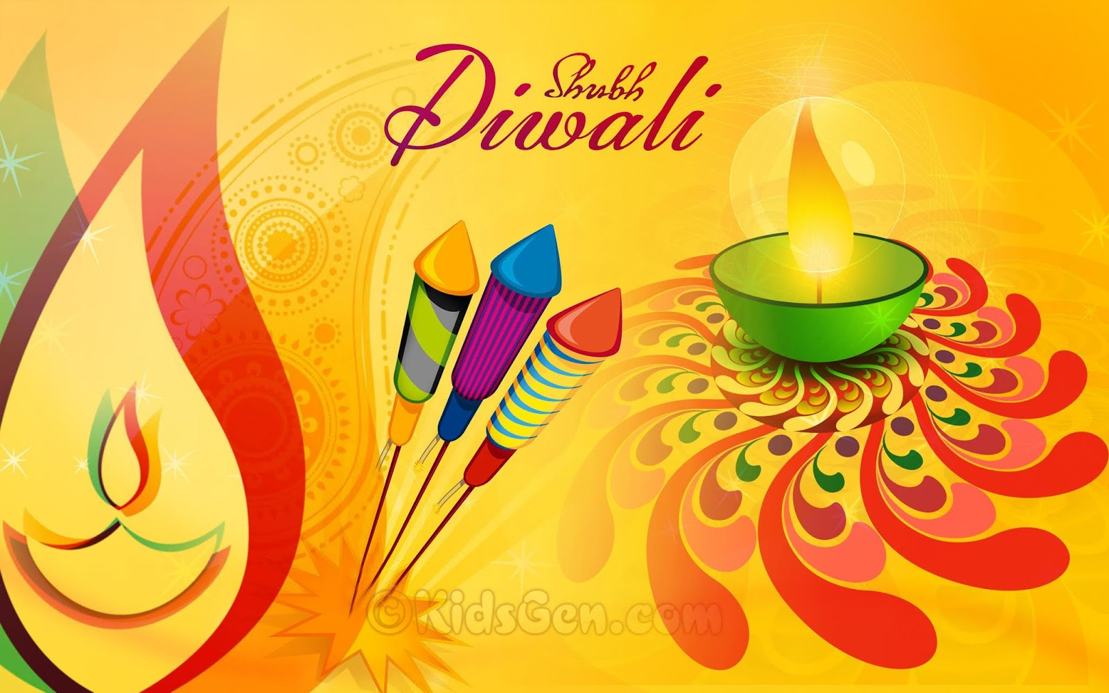 Subh Diwali Photo