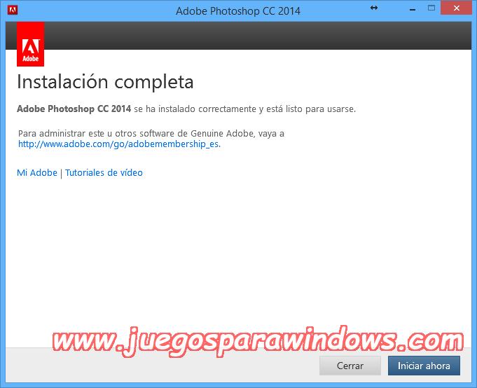 Adobe Photoshop CC 2014 v15.1 Multilenguaje ESPAÑOL 7