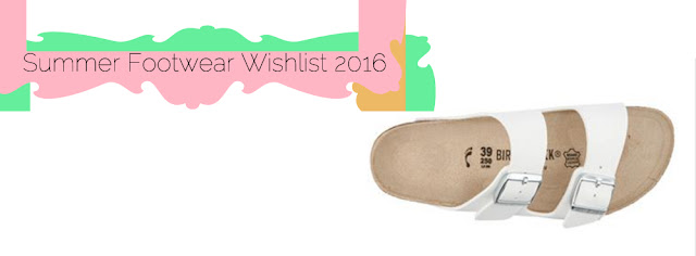 Summer 2016 Footwear Wishlist Jones Bootmaker