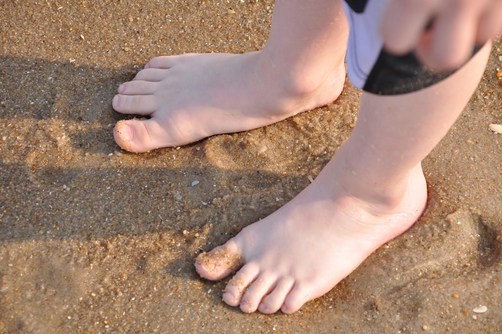 Beautiful feet pics
