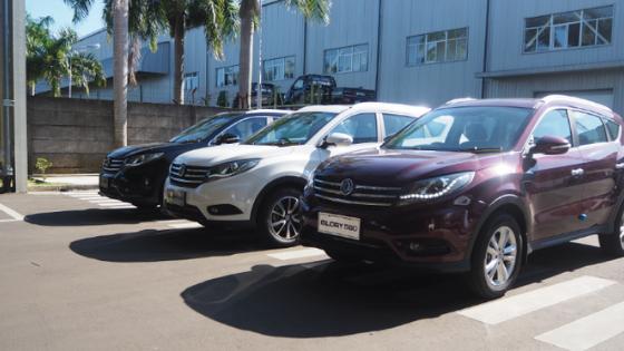 DFSK Rilis Mobil SUV Premium dengan Harga Terjangkau