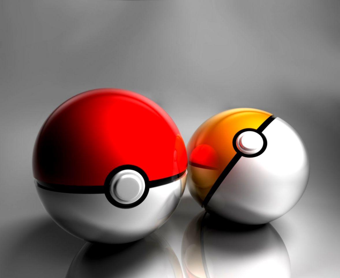Pokemon Balls 3d Wallpapers Hd Net Wallpapers