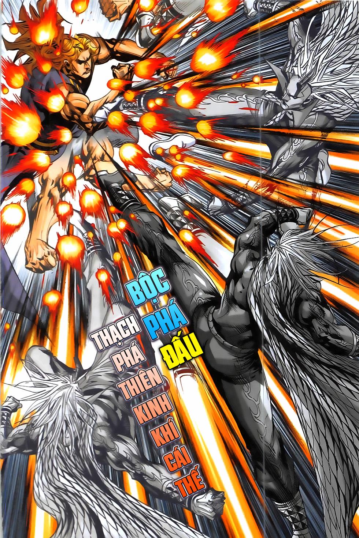 Hoàng Giả Chi Lộ chap 12.2 Trang 18 - Mangak.info