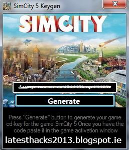 simcity 5 aktivierungsschlüssel