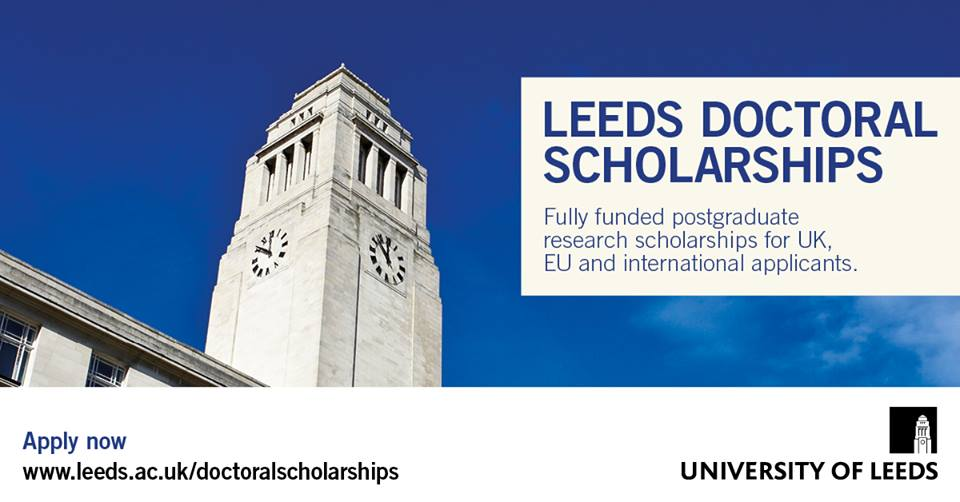 Image result for Fully Funded Leeds Scholarships in UK