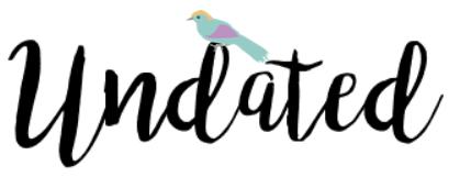 Book Birds: Undated 2019 New Releases