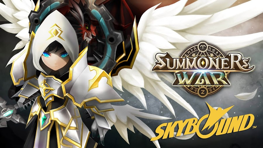 summoners war skybound comics