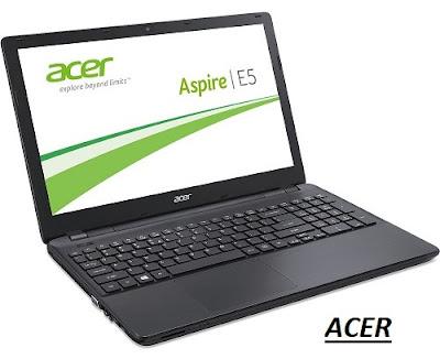 Spesifikasi dan Harga Acer Aspire E5-551 (NX.MLESN.001)