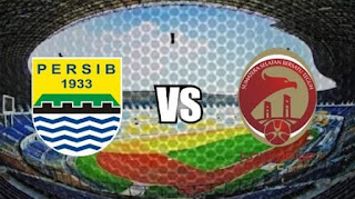Persib Bandung Akan Mainkan Tiga Penyerang Sekaligus Saat Melawan Sriwijaya FC