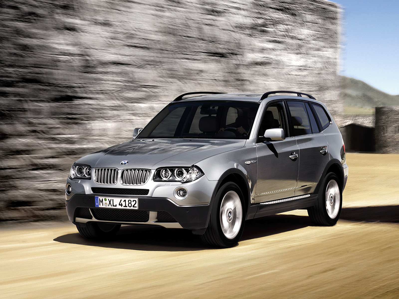 Wallpapers: BMW X3 Cars Wallpapers