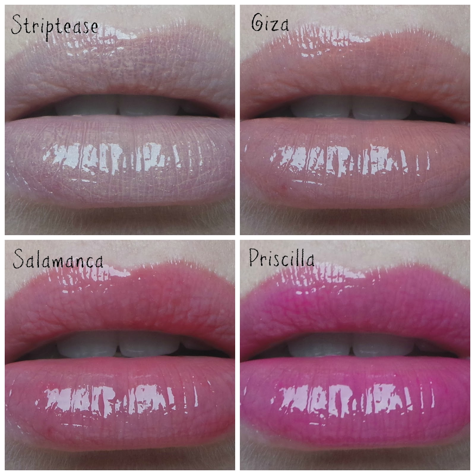 Gloss lip nars strip tease