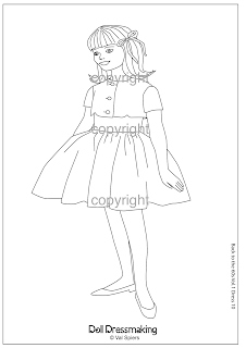 Doll Clothes Patterns By Valspierssews 10 Colouring Pages Based On Valspierssews Doll Clothes Patterns Patterns Out Soon