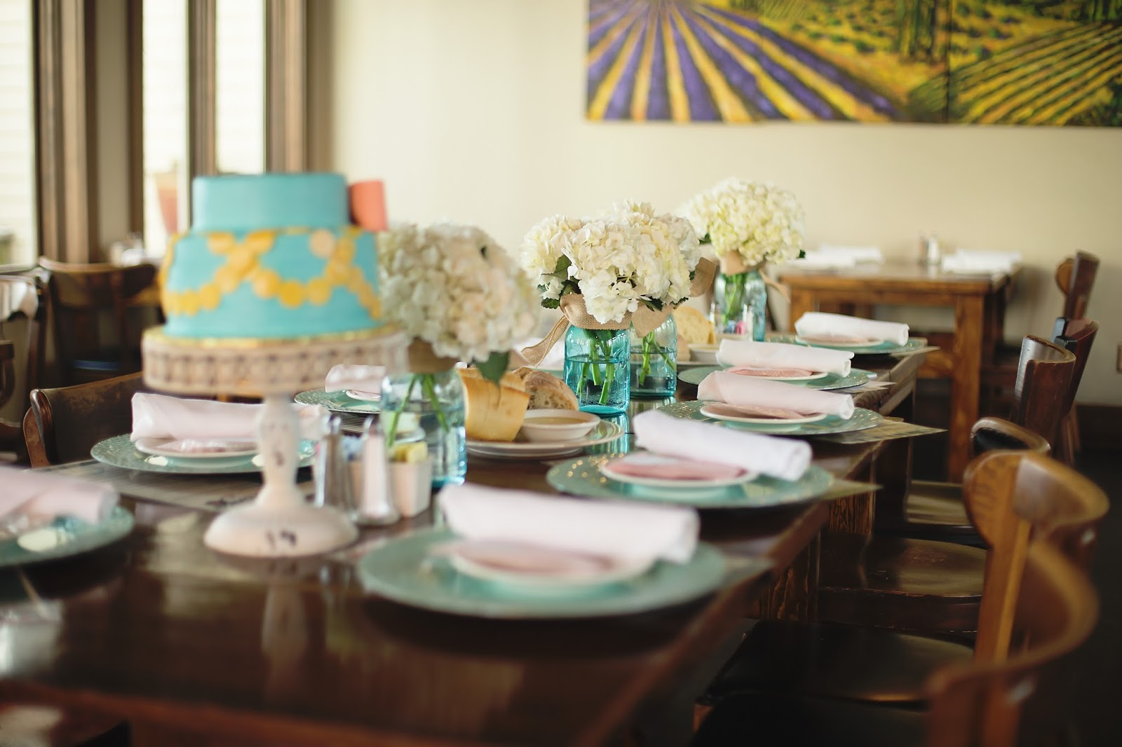 the monogrammed life how to host a baby shower at a restaurant