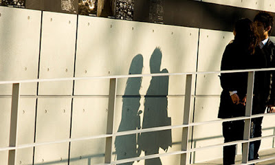 man woman lovers shadow sun on wall, Reasons Why You Should Request and Not Demand in a Relationship