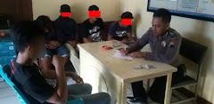 Pesta Miras, Pemuda di Juwana Diamankan Polisi
