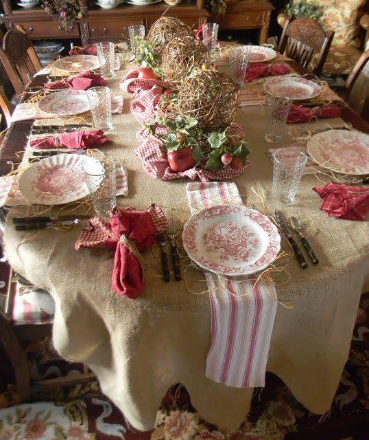 Come Apparecchiare La Tavola Rustica : Roaguiar mesas decoradas dias das mÃes chegando