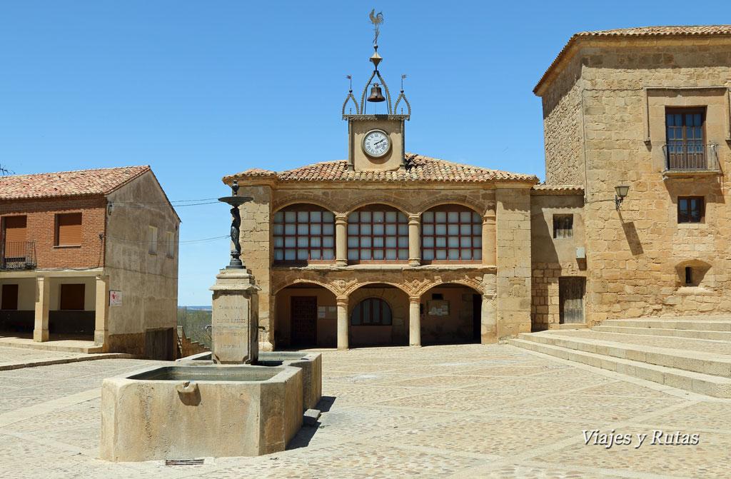 Concejo de Morón de Almazán, Soria