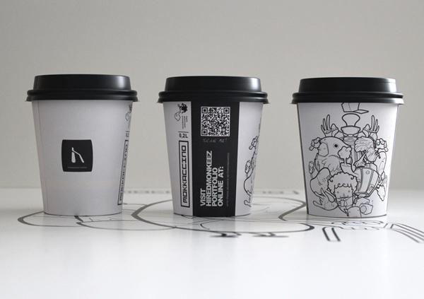 in ly giấy đựng cà phê giá rẻ