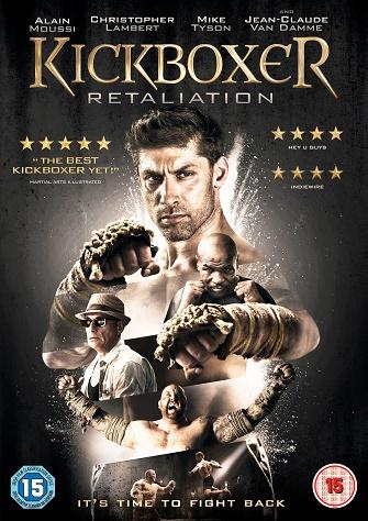 Võ Sĩ Báo Thù 2018 - Kickboxer: Retaliation